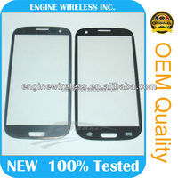 for samsung galaxy s3 i9300 front glass,guangzhou oem,cheap