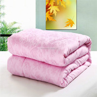 Newly Designed OEKO Certified High Quality 100% Mulberry Silk Duvet(Fill 2.5 kg)