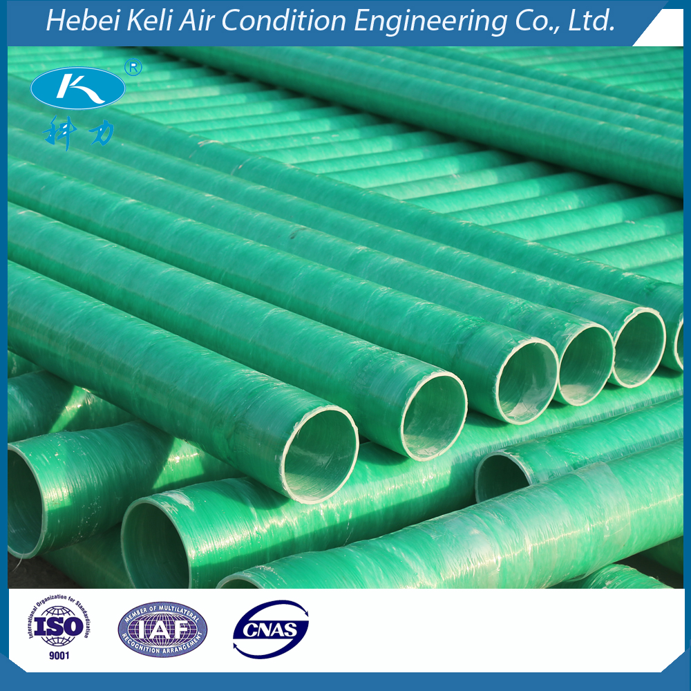 fiber glass reinforced plastic pipe with high quality low price