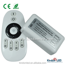 RF2.4G LED wireless touch dimmer LED strip controller