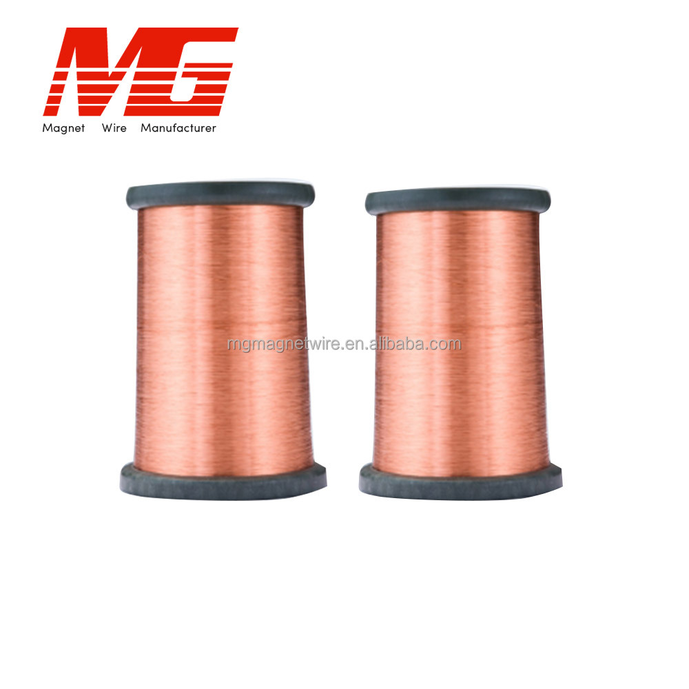 Thickness 4mm fiber glass wrapped wire size for motor winding