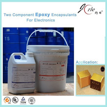 Epoxy RTV Curing 105w electronic Transformer Potting Sealant