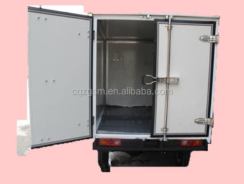 motorized cargo tricycle enclosed box