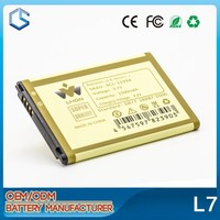 Manufacture GB/T 18287-2000 Mobile Phone Battery for LG BL-44JH