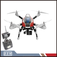 AIRCAM 1080P GPS Follow-me Professional RC FPV Drone Quadcopter