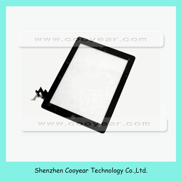 Compatible with White Touch Screen Glass Digitizer Replacement for Apple iPad 2G