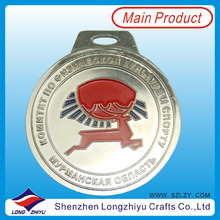 Wholesale cheap iron silver coin to Russia