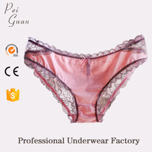factory price best quality undergarments young ladies girls panties sexy underwear plus size panties for women