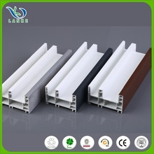 India High Anti-UV Lead Free UPVC Channel For Window Parts