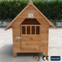 Dog kennel wood chinese fir dog house
