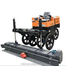 Ride on 22/24hp concrete laser screed machine for sale