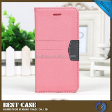 China supplier phone cover for samsung galaxy s5 mini magnetic flip leather case