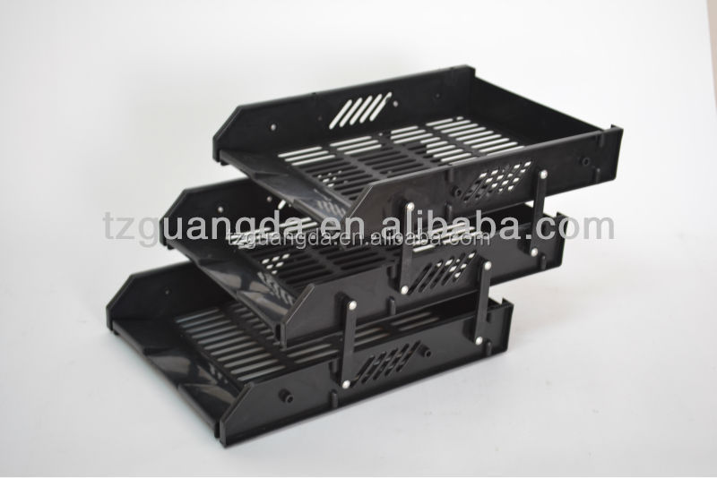 manufacturer of foldable office paper tray for office with lowest price