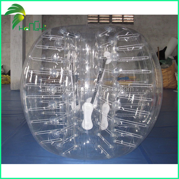 Hot Sale !! Newly Design Bumper Ball /Inflatable Human Soccer Bubble Ball
