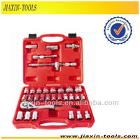 CRV 32 pcs professional socket set with Ratchet Wrench