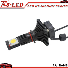 2013 new arrival super bright high power cree led headlight 50w 3600LM p13w led headlight led bulb fog lamp