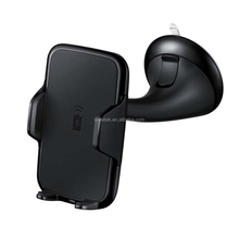 Universal mobile phone charger holder car windshield vacuum mount holder stand for phone smartIphone 5s 6 6s galaxy s4