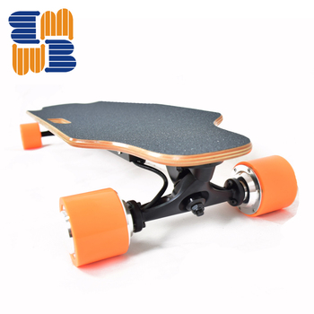 Newest style cheap four wheels electric skateboard
