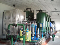 Industrial ZERO discharge water treatment system