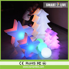 Top Quality led lilac tree light outdoor christmas strobe star