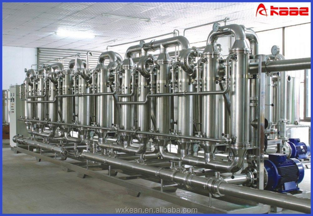 juice processing plant orange juice concentrate fruit production line