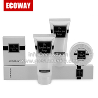 eco friendly disposable hotel supplies soap
