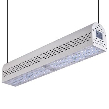 DLC ETL Approval 5 Years Warranty IP67 Warehouse Factory Industrial Light 50 - 250W LED Linear High Bay