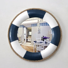 Wholesale decorative mirrors living room round mirror decorative mirror children room decoration children room furniture