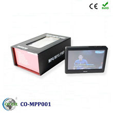 2013 Best seller MP5 video player with remote control