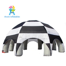 Outdoor advertising inflatable spider tent for exhibition