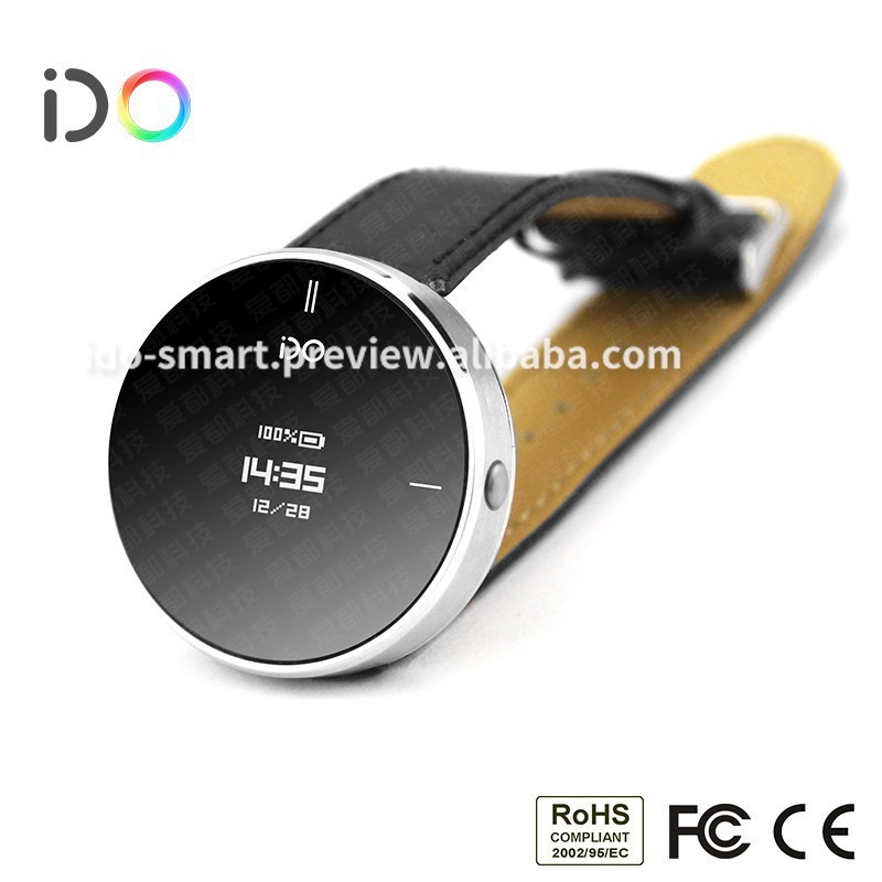 2015 bluetooth smart wristband watch fitness activity tracking monitor for Ipad mini 2