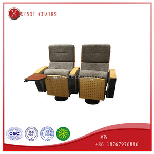 SGS customizable school chair with armrest school chair covers 3d cinema chairs for collegial