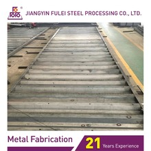 Welding Fabrication Parts Custom Stell Metal Parts Production