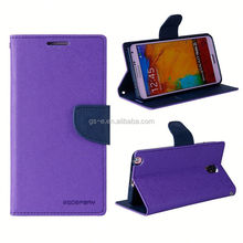 Fashion Mercury Colour Case,Goospery Mercury Fancy Diary Flip Leather Case For Samsung Galaxy S2