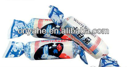 Emulsification white rabbit creamy candy flavour