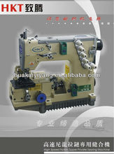 Coil Zipper Stitching Machine From HKT