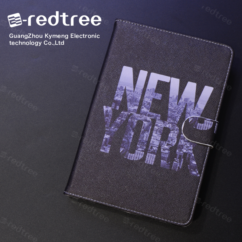 personalized pu leather printing universal tablet case for 10 inch