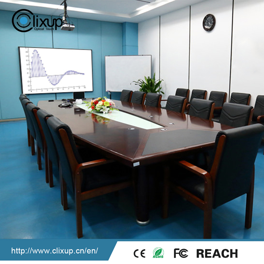 China school teaching smart touch interactive board whiteboard aluminum honeycomb panel