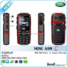 dust and water proof mobile phone unlocked mobile phones with attracting price Land Rover brand