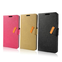 Stock products special discount Baseus faith leather case for HTC Desire2