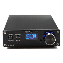 Digital Amplifier For Home Hi-Fi Stereo 2*80W