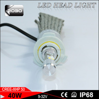 R3 Rocket 12V Aviation aluminum 9005 9006 led headlight bulb super bright headlights for toyota camry
