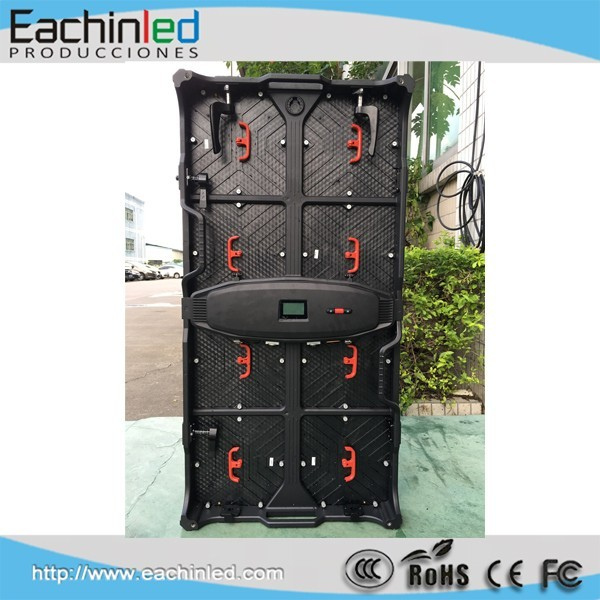 P4.81 Outdoor Rental Stage LED Video Wall For Concert