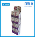 High Quality Custom Floor Paper Cardboard Display Stand For Food