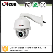 Unicon Vision 2mp 20x optical zoom weatherproof ip ptz camera cctv wiper