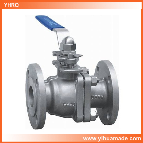 best selling Q41F-16C DN65 handle ball valve