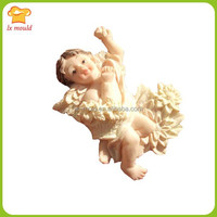 Good little angel polymer clay molds manufacturer silicone baking molds
