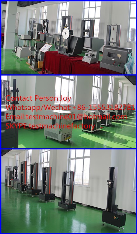 Plastics Electrical Insulating Materials 4-Point Flexure Testing Equipment