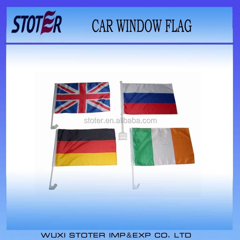 Custom Car Flag/Car Window Flag