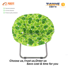 Tianye Portable Folding Detachable Chair padded indoor printed moon chair outdoor furniture aldi